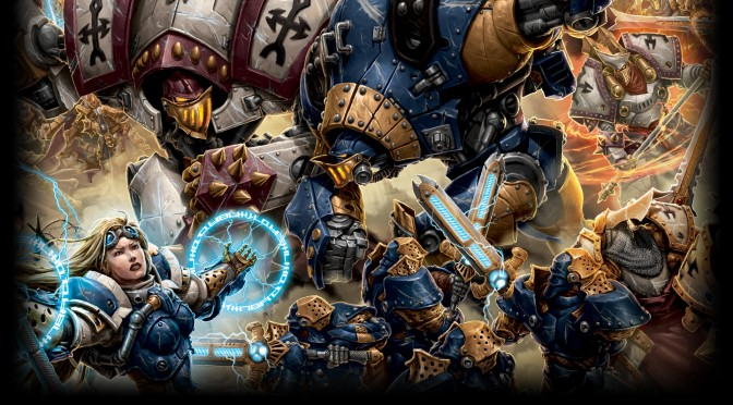 Torneo Warmachine 2015