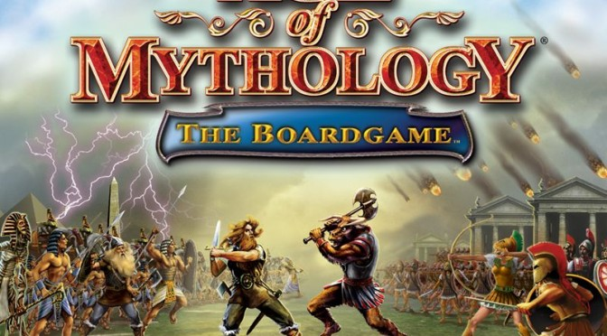 Pezzi da Collezione: Age of Mythology the boardgame