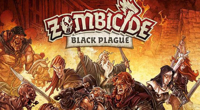 Terminato il kickstarter di zombicide blackplague