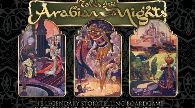 Tales of the Arabian Night, Crowfounding