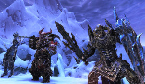 Neverwinter-combattenti