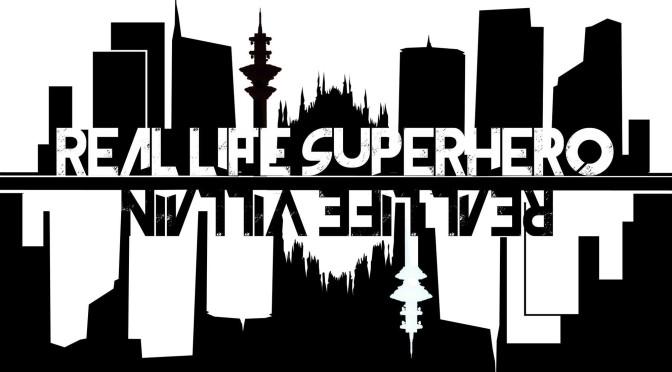 Anteprime Modena Play 2016 -Real life superhero/Real life villian