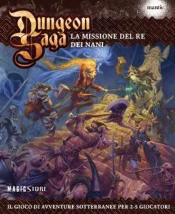 Dungeon-Saga-copertina