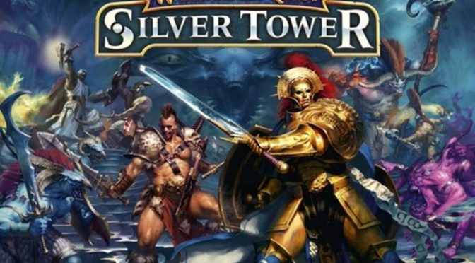 Warhammer Quest, Silver Tower