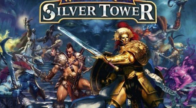 Warhammer Quest, Silver Tower