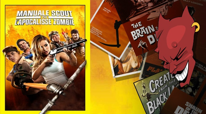 IMP: Manuale scout per l'apocalisse zombie