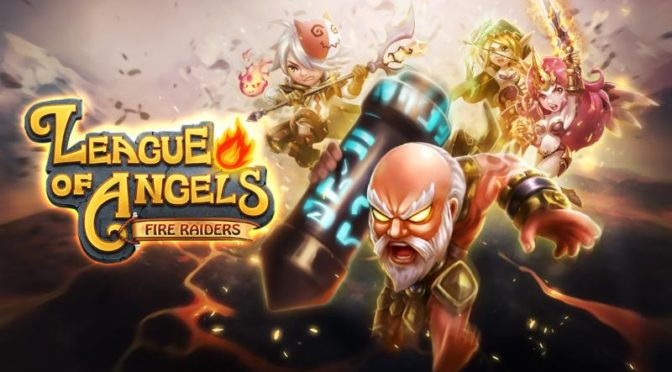 L'ho visto su FB: League of Angels
