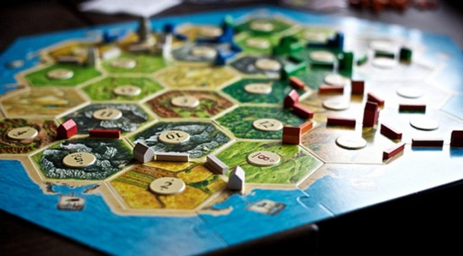 "Torneo ""Re di Catan"" Torre Nera"
