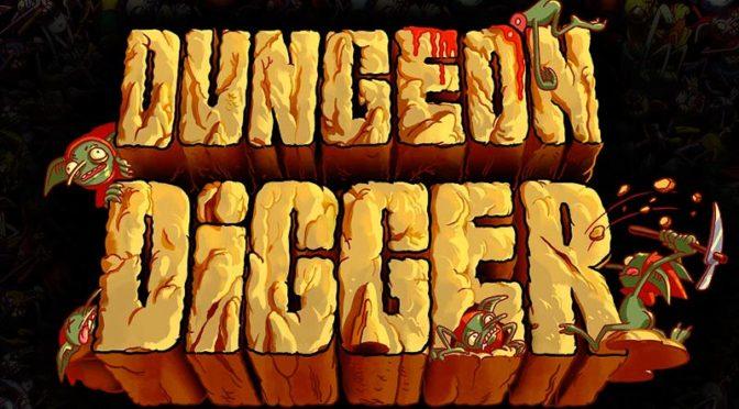 Kickstarter Dungeon Digger