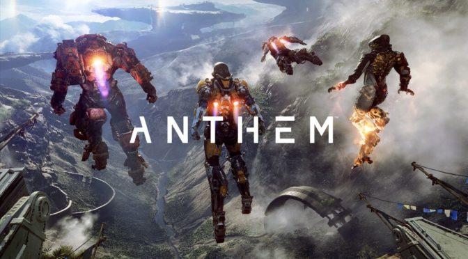 "Anthem: guardiamo ""oltre le mura""!"
