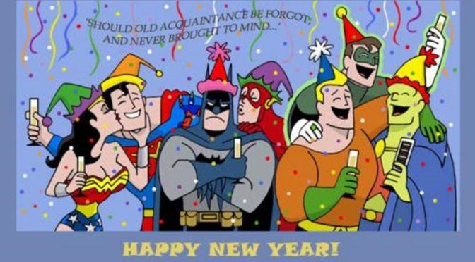 Buon fine anno e buon anno nuovo a tutti!