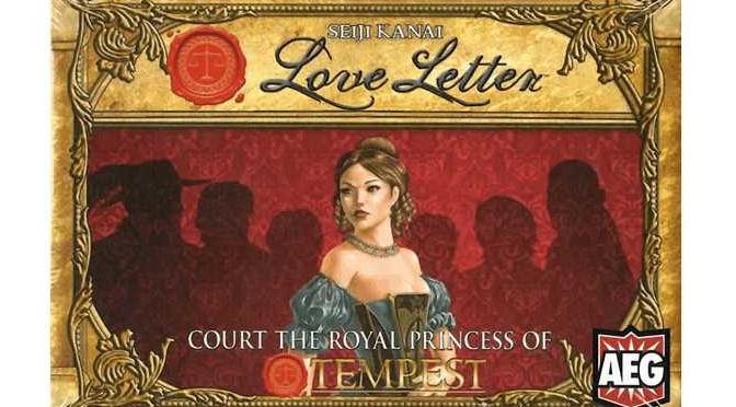 Recensione… Love letter