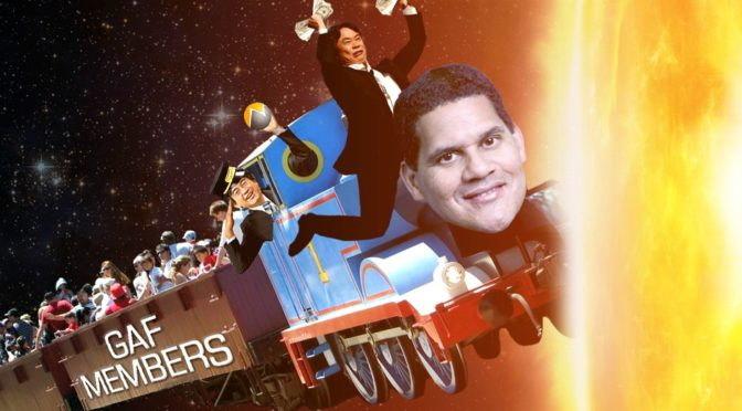Arriva l'hype train!