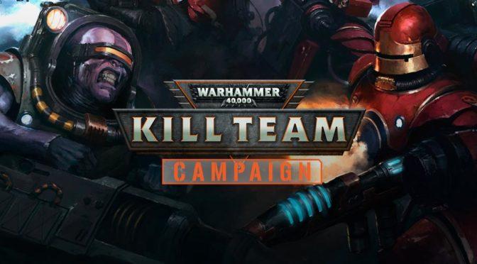 Campagna ufficiale di Kill Team by NerdEmpire Forlì