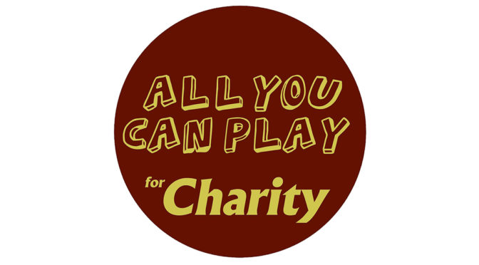 All you can play for charity: round 2