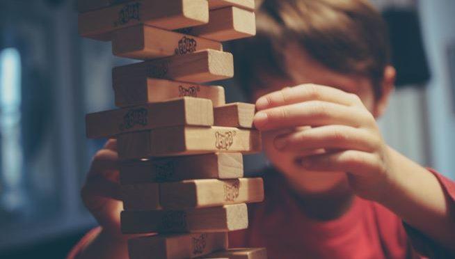 28 ottobre, pomeriggio gioco in scatola per famiglie.