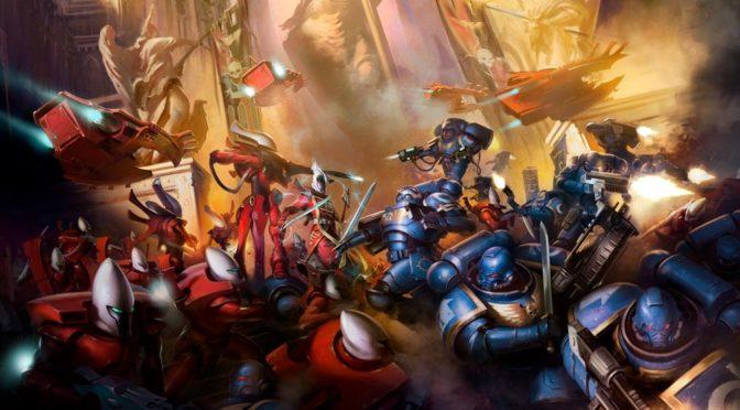 """Inizia oggi la campagna di Warhammer 40.000: """"Vigilus Resiste!"""""""