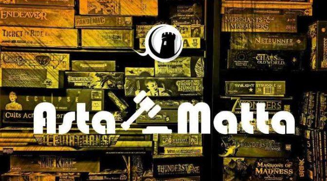 Asta Matta, come è andata. (e i partecipanti)