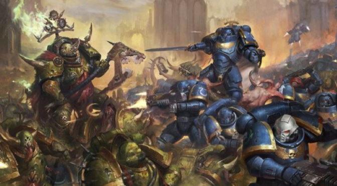 Torneo interno, Warhammer 40'000