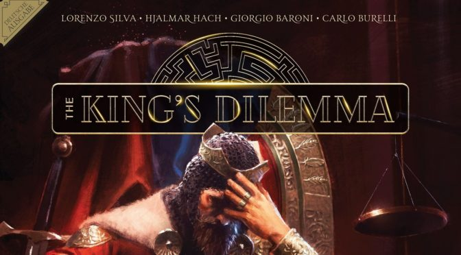 Recensione King's Dilemma (no spoiler)