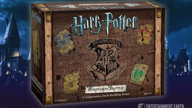 giochiamo a… harry potter hogwarts battle